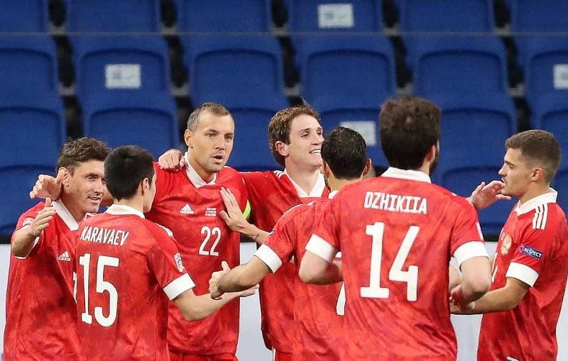 Russia travel to the Puskás Aréna, Budapest in their UEFA Nations League group stage fixture against Hungary