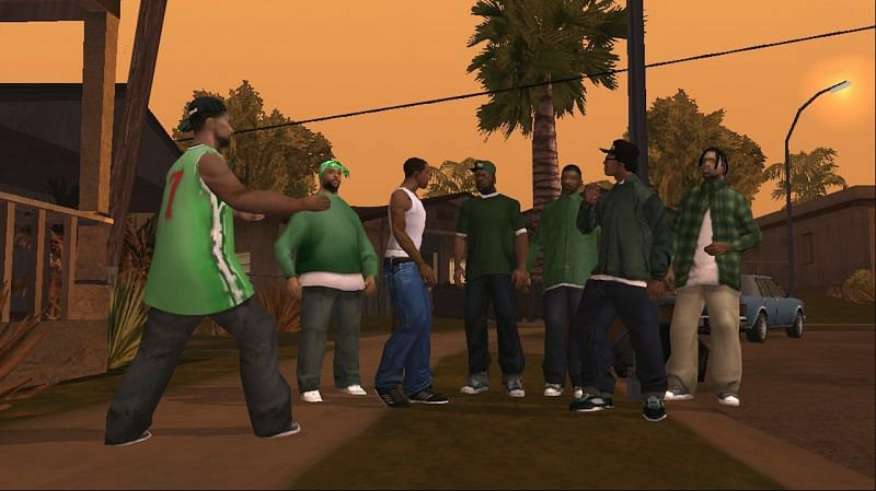 GTA San Andreas lite APK is illegal (Image Credits: Google Play Store)