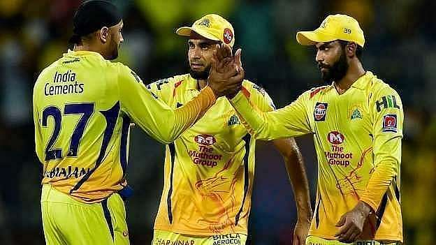 The Chennai Super Kings will miss the services of Harbhajan Singh in their spin-bowling attack