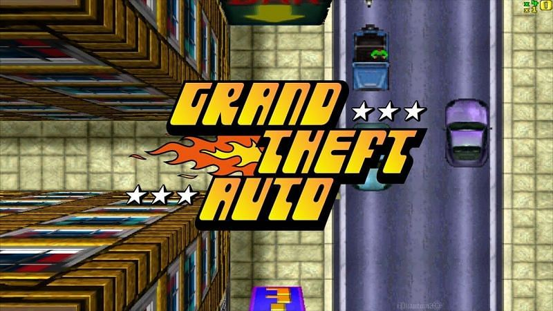 Grand Theft Auto (Image Credits: iPhantom3D, YouTube)