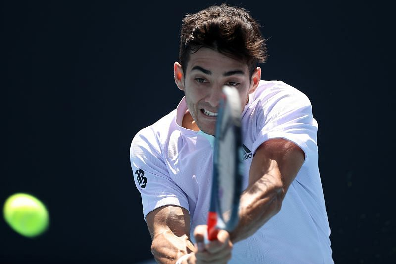 Christian Garin has already won two ATP titles this year, both in February