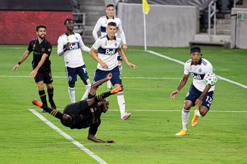 Vancouver Whitecaps suffered a 6-0 defeat against LAFC in their previous match
