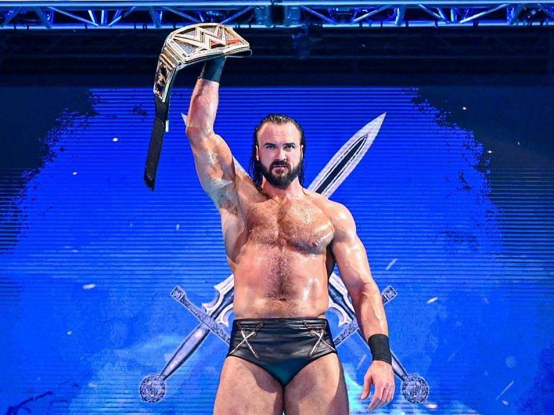 WWE चैंपियन ड्रू मैकइंटायर ने Raw में भी बड़ी जीत दर्ज की