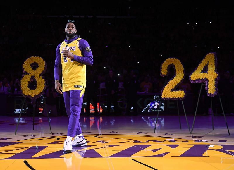Portland Trail Blazers vs LA Lakers