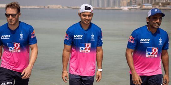 राजस्थान रॉयल्स के खिलाड़ी