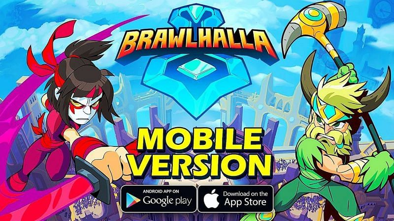 Brawlhalla was launched for Android and iOS devices on August 6, 2020 (Image Credit: Gaming Mobile)