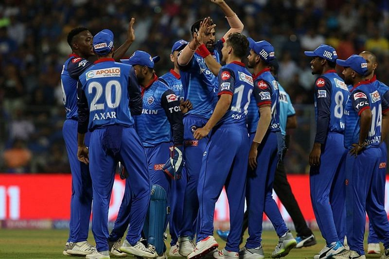 Delhi Capitals in IPL