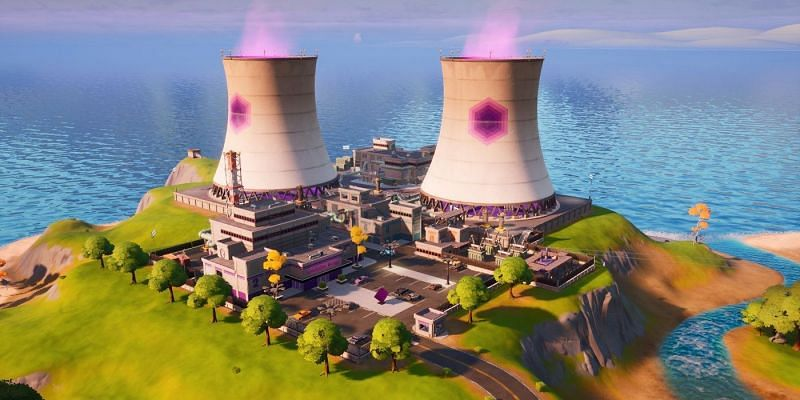 Steamy Stacks in Fortnite Season 4 (Image Credits: Game Rant)