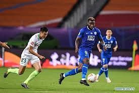 Shijiazhuang and Qingdao Huanghai have not had the best of seasons