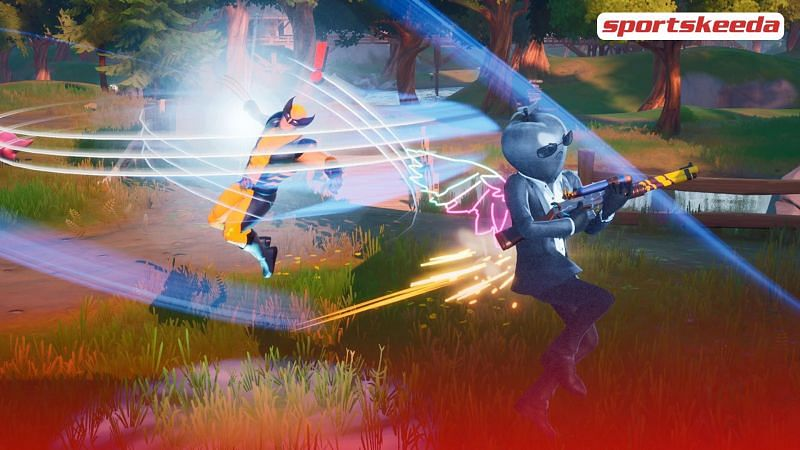 Wolverine is ruthless boss in Fortnite Season 4 (Image Credit: Rijit Banerjee/Sportskeeda)