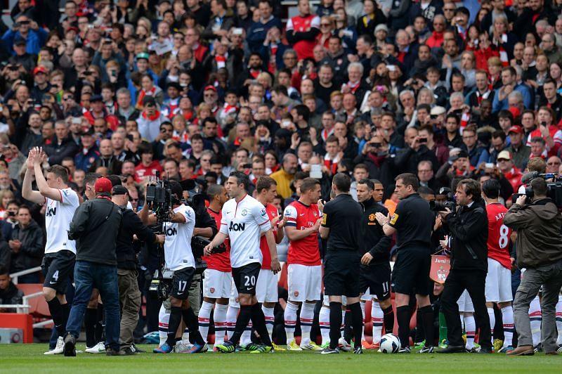 Arsenal v Manchester United - Premier League