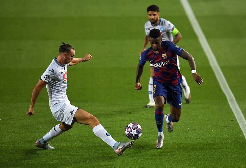 Nelson Semedo is still only 26 and is a very good right-back