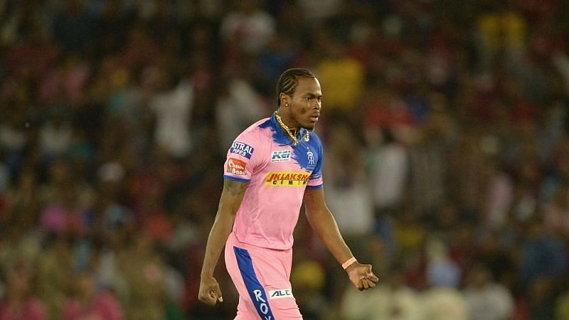 Jofra Archer is expected to lead the Rajasthan Royals bowling attack