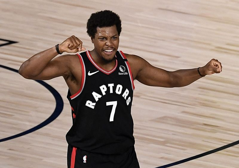 Kyle Lowry had a huge Game 3