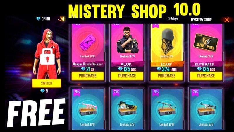 Mystery Shop 10.0 leaks