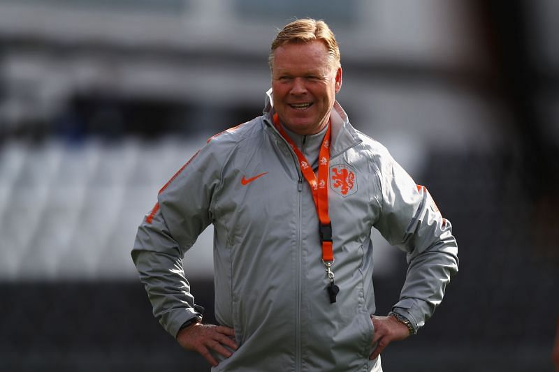 Time is running out for Ronald Koeman to get his man