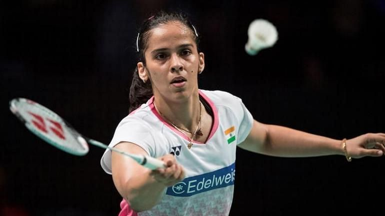 Indian badminton star Saina Nehwal expressed concerns about the Thomas & Uber Cup on Twitter yesterday.