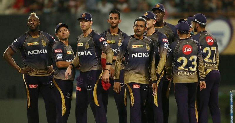 KKR finished fifth in IPL 2019 (Image Credits: Scroll)