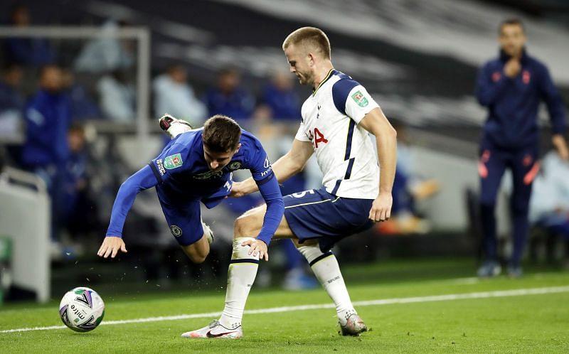 The Tottenham enforcer