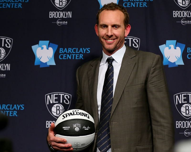 Nets GM Sean Marks