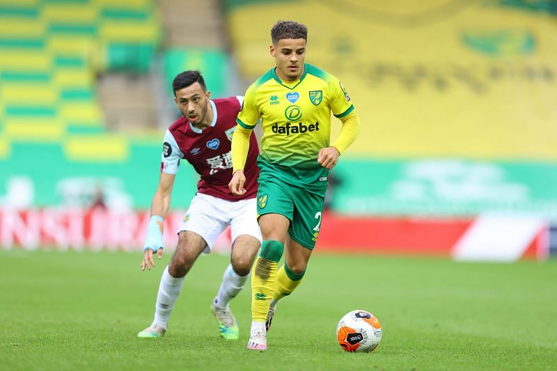 Max Aarons is a talented defender