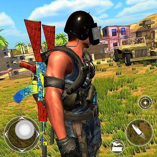 Fire Squad Battle Royale – Free Gun Shooting Game. Image: Google Play.