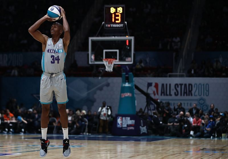 2019 NBA All-Star Celebrity Game