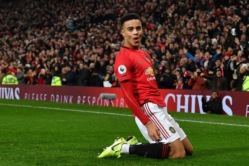 Mason Greenwood is one of the fastest players in the Premier League.