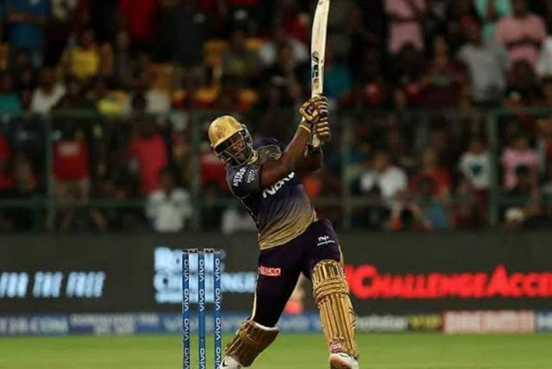 Can Andre Russell power KKR into the playoffs? (Credits: Outlook India)