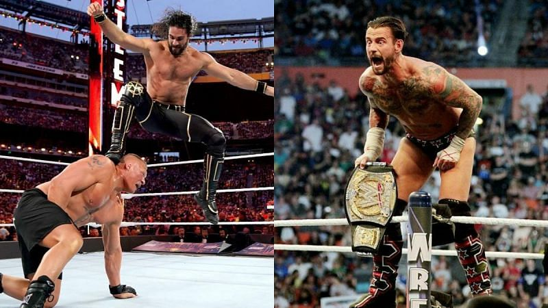 Seth Rollins has had a few problems with other WWE Superstars during his time in the company