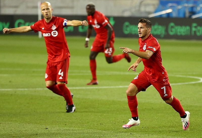 Toronto FC are on top of the Eastern Conference