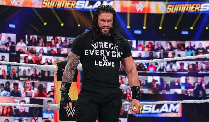 Universal Champion, Roman Reigns