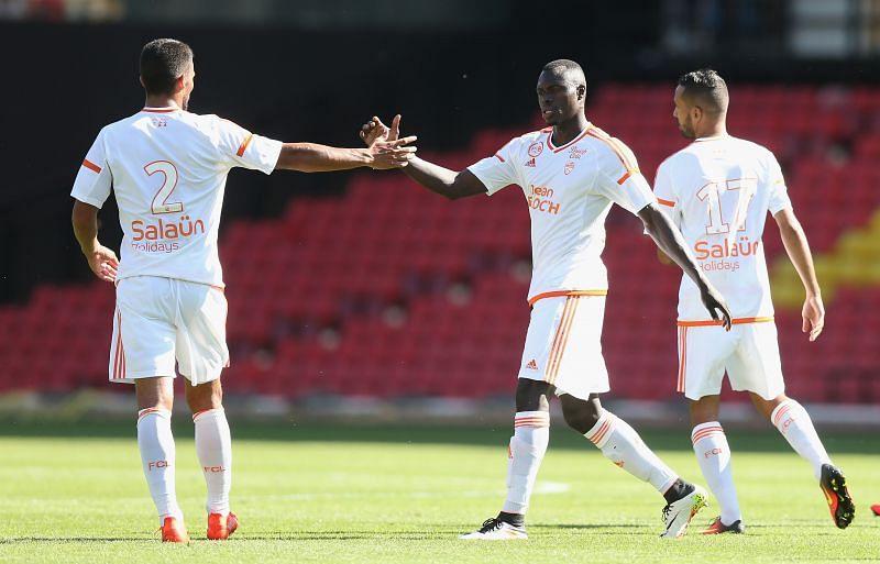 Lorient have a good squad