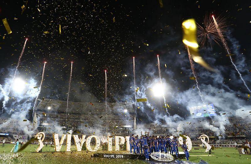 2019 IPL Final - Mumbai Indians won their record fourth IPL title last year.