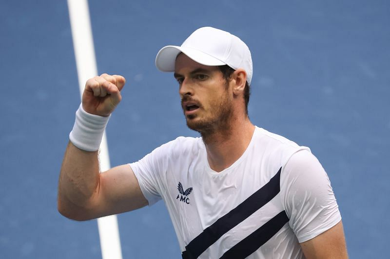 Andy Murray fought back from two sets down in the first round to keep his 2020 US Open campaign alive