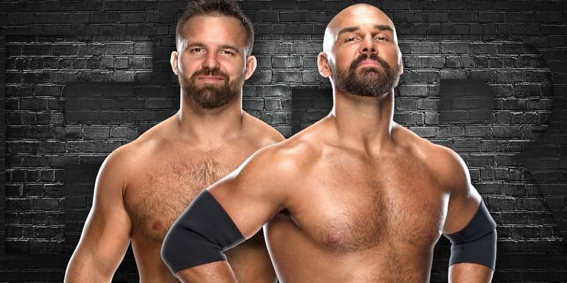 AEW Current Tag Team Champions