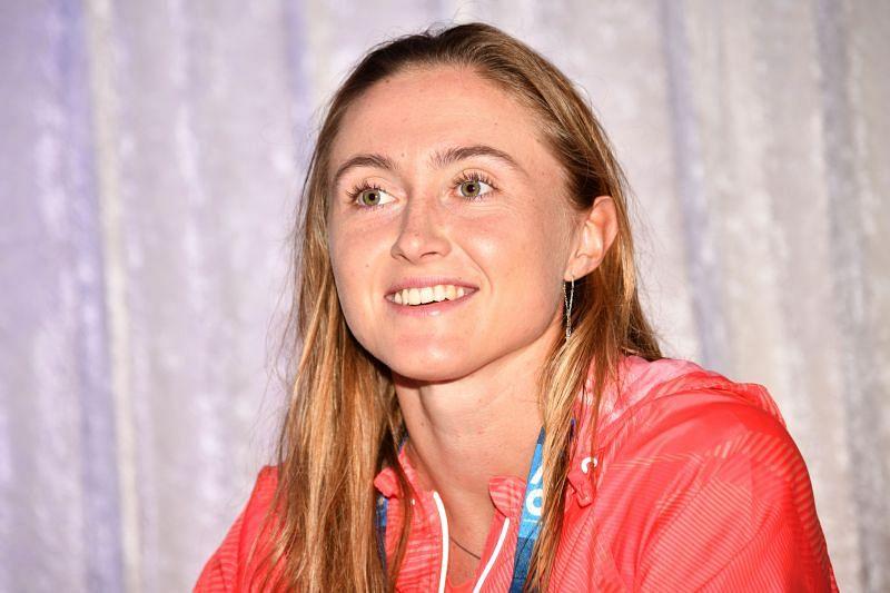 Aliaksandra Sasnovich thrashed 12th seed Vondrousova in previous round