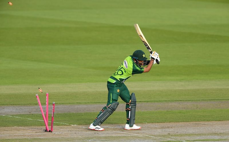 Shoaib Akhtar believes that Babar Azam needs to improve his strike-rate in T20 cricket.