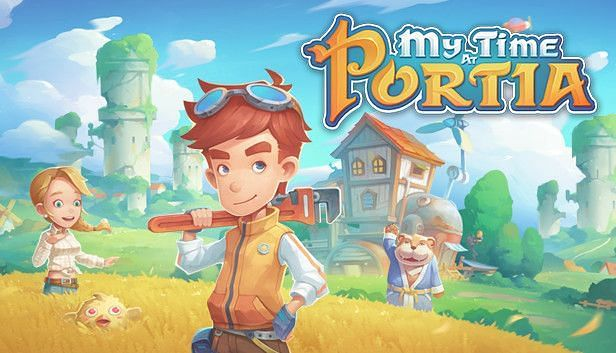 My Time At Portia. Image Credits: Steam.