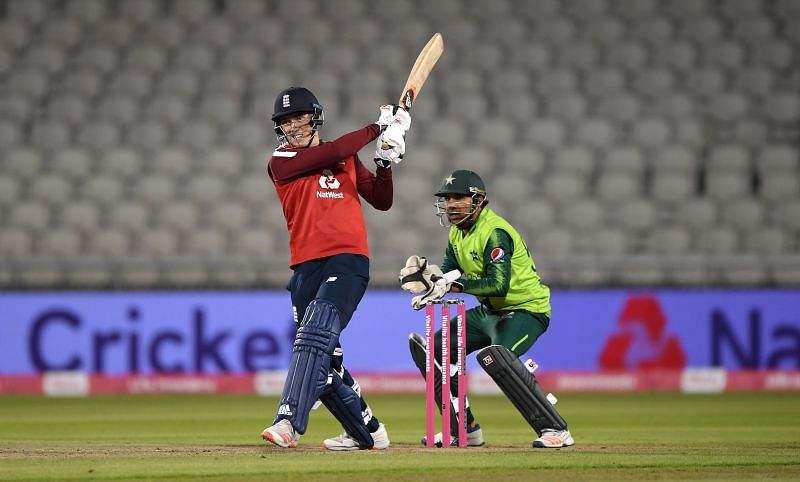 Tom Banton looked in imperious touch against Pakistan