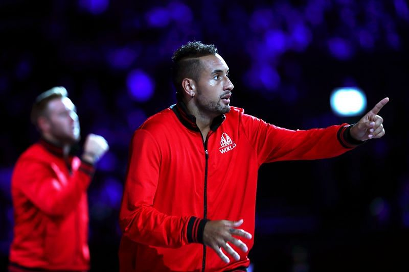 Nick Kyrgios is one of the most controversial tennis players.
