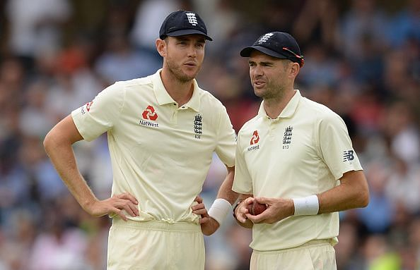 Stuart Broad, among others, has been a perfect foil to Jimmy Anderson