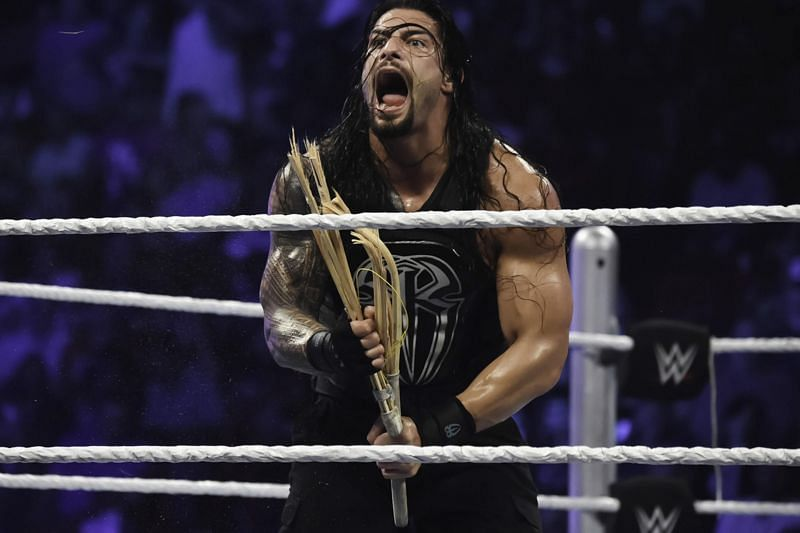 Roman Reigns has been booked as a heel since he returned to WWE at SummerSlam