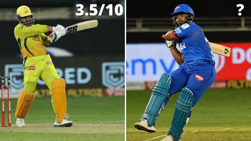 MS Dhoni and CSK fell to a 44-run defeat