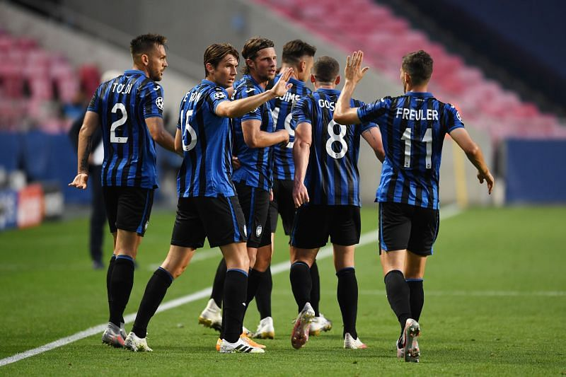Atalanta will face Torino on Saturday