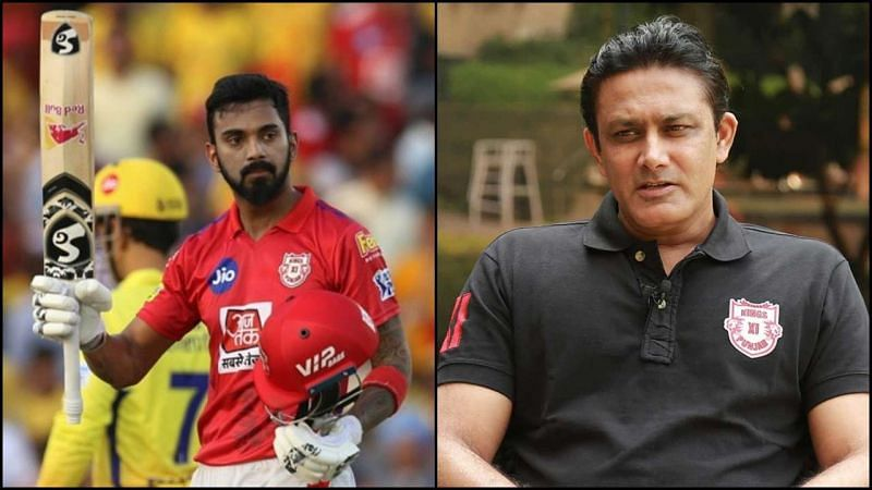 Anil Kumble could control the situation.