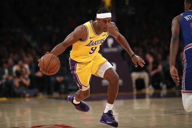 Rajon Rondo might make his comeback for the LA Lakers tonight