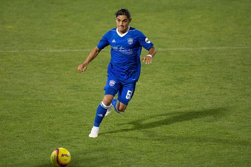 Gilbert Fuentes is unavailable for this game. Image Source: San Jose Earthquakes