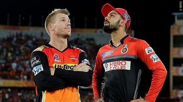 Royal Challengers Bangalore will be up against Sunrisers Hyderabad in the third match of IPL 2020