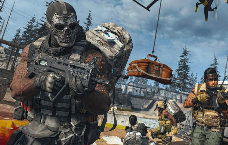 Skill-based matchmaking is an ailing problem with games such as Call of Duty (Image Credits: nme.com)